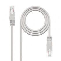 [04-ANEAHE0615] Cable de xarxa RJ45 Cat.6 UTP NanoCable (7m, AWG24, Gris)