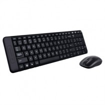 [04-FTRCTR0071] Teclat + ratolí inalàmbric USB Logitech MK220
