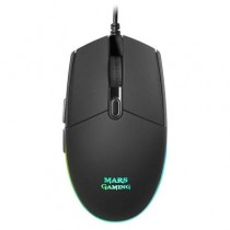 [04-FTRRCA0654] Ratolí USB Mars Gaming MMG (Gaming)