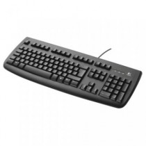 [04-FTRTUS0081] Teclat USB Logitech K120 (OEM, Negre)