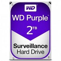 [04-IAIDMA0368] Disc dur 3.5'' SATA3 2TB Western Digital WD Purple (64MB Cache, 5400 rpm)