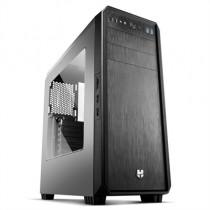 [04-ICACSM0359] Caixa ATX NOX Hummer ZS (USB 3.0, Lector de targetes, Gaming, Negre)