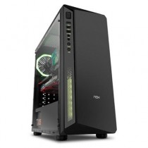 [04-ICACSM0479] Caixa ATX NOX Infinity Atom (USB 3.0, Gaming)