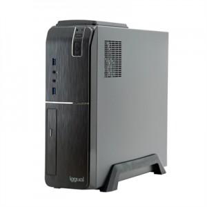 [04-ICACMM0204] Caixa microATX iggual IGG316412 (500W, USB 3.0)